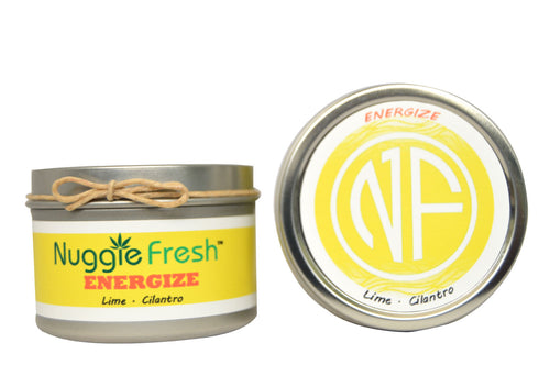 Nuggie Fresh Candle - Energize
