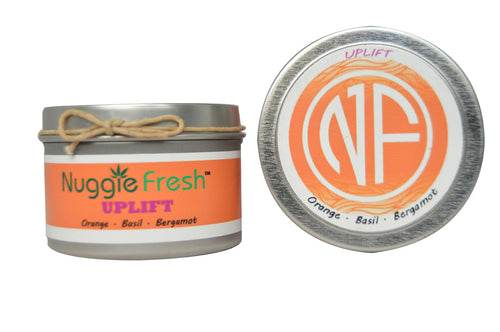 Nuggie Fresh Candle - Uplift