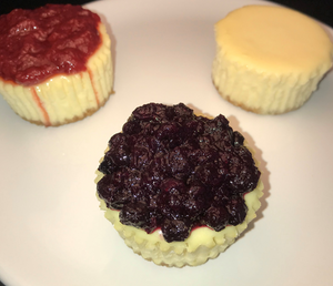 Cheesecake (Mini) - Blueberry