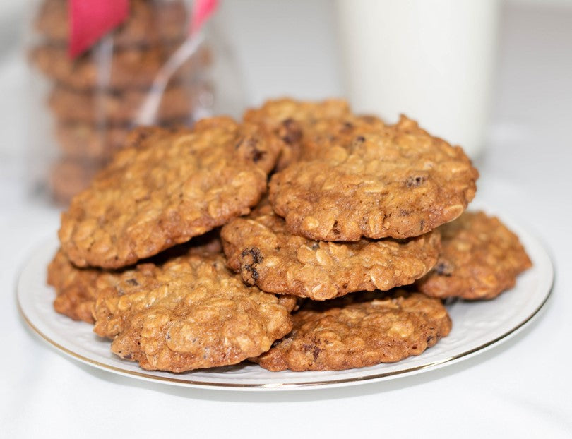 Oatmeal Raisin Cookies - Gluten Free