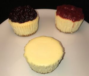 Cheesecake (Mini) - Plain