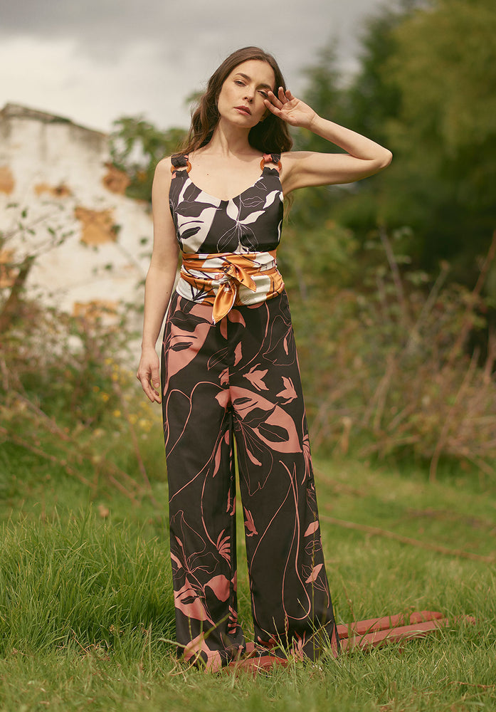 Salvia Jumpsuit