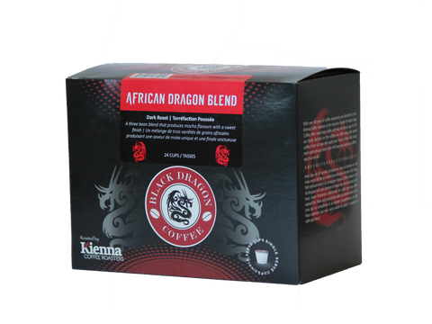 Black Dragon KCUP - African Dragon Blend