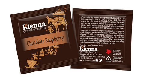Kienna Pods Chocolate Raspberry