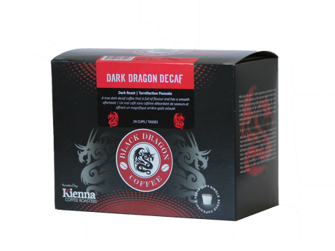 Black Dragon KCUP - Dark Dragon Decaf