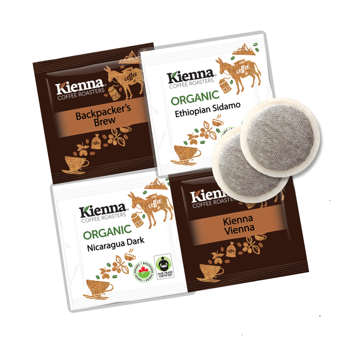 Kienna Pods Dark Roast Variety Pack