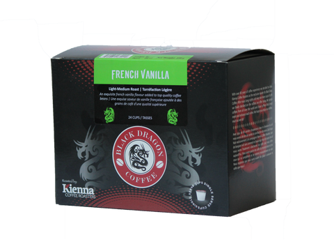Black Dragon KCUP - French Vanilla