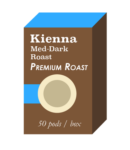 LIMITED EDITION - Premium Roast - Medium-Dark (50 pods)
