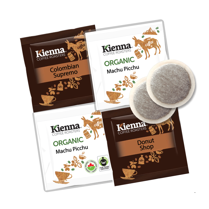 Kienna Pods Medium Roast Variety Pack