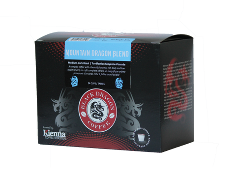 Black Dragon KCUP - Mountain Dragon Blend