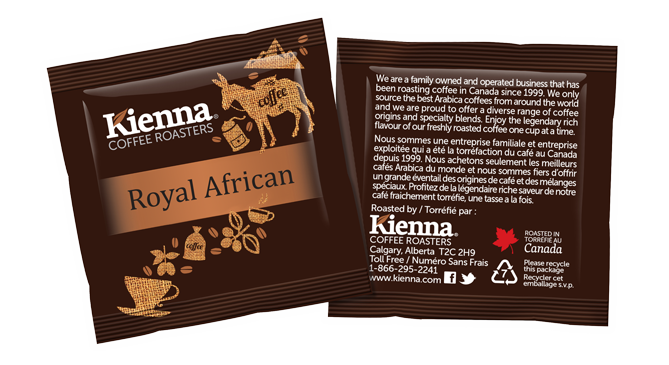 Royal African - 50 pods