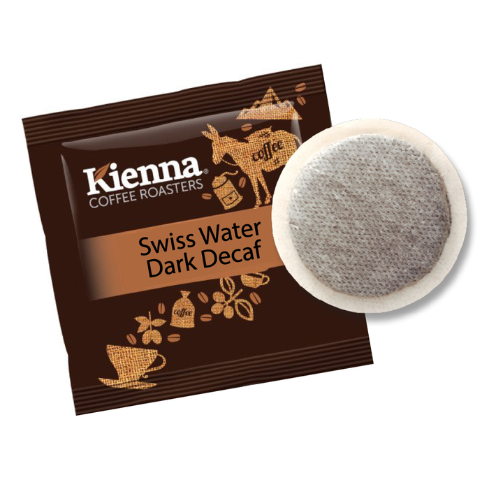 Swiss Water Dark Decaf - 50 pods