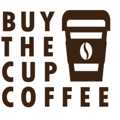 Buy The Cup Coffee Logo