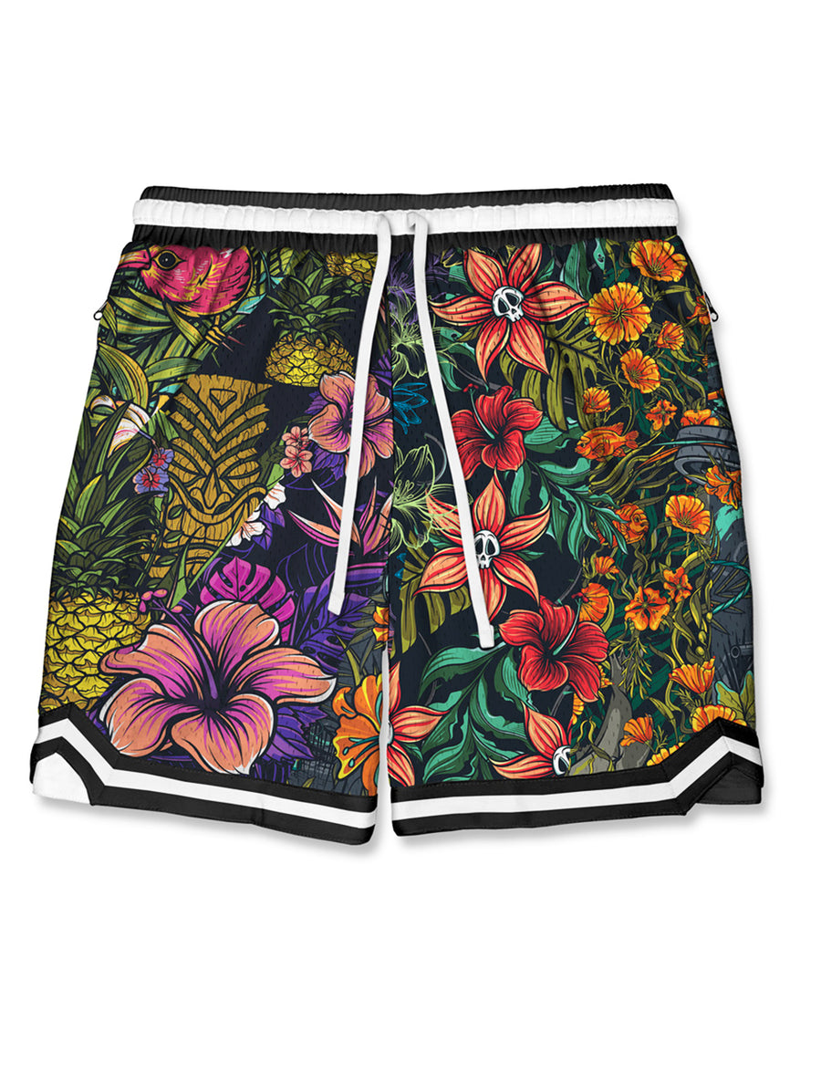 Men's 'ALL-Oha' Hoop Shorts