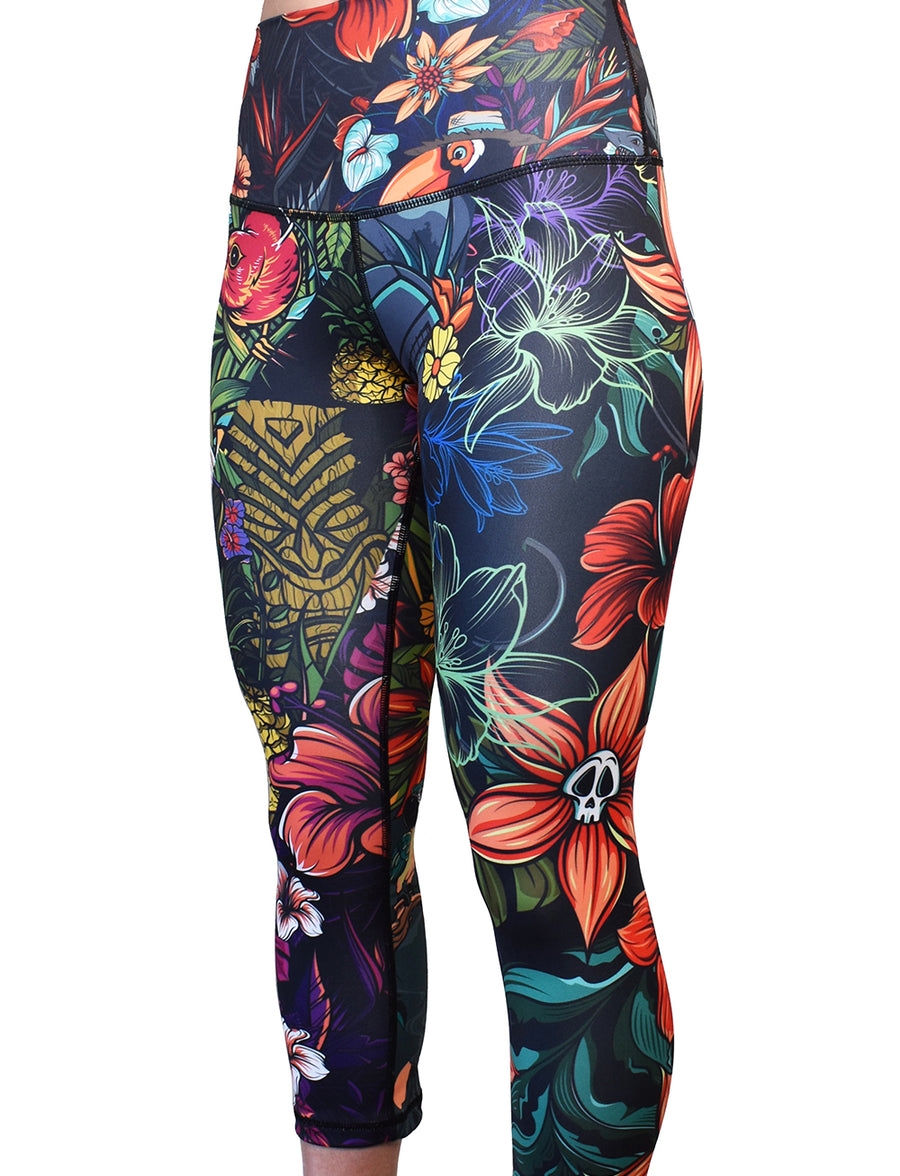 Women's 'ALL-Oha' Leggings