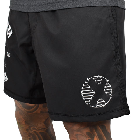 "Men's 'Nowhere Riders' 7"" Hybrid Shorts"