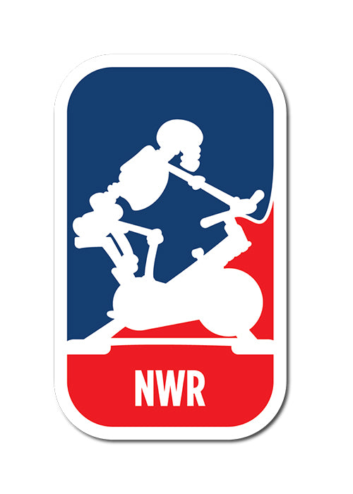 'Nowhere Riders PRO' Sticker