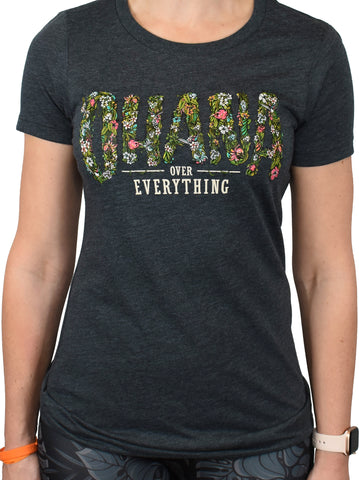 Women's 'Ohana Over Everything' Tee