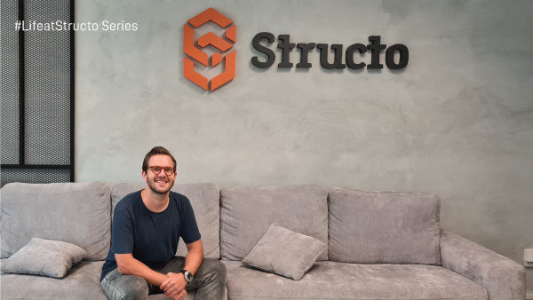 #LifeatStructo Series | What is it like to be a Lead Mechanical Engineer at Structo?