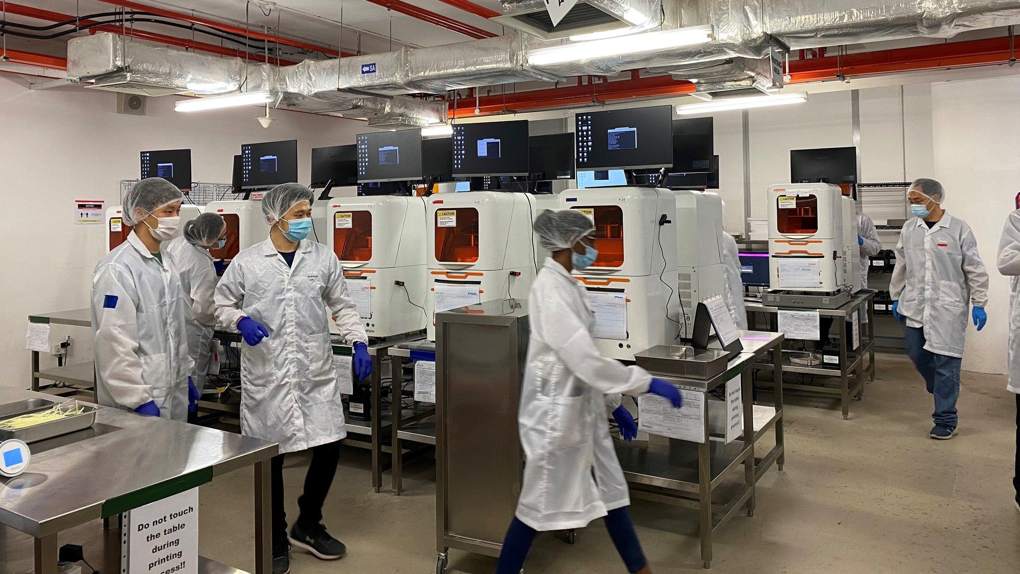 Singapore-based 3D printing startup, Structo, starts production of millions of sterilized nasopharyngeal testing swabs