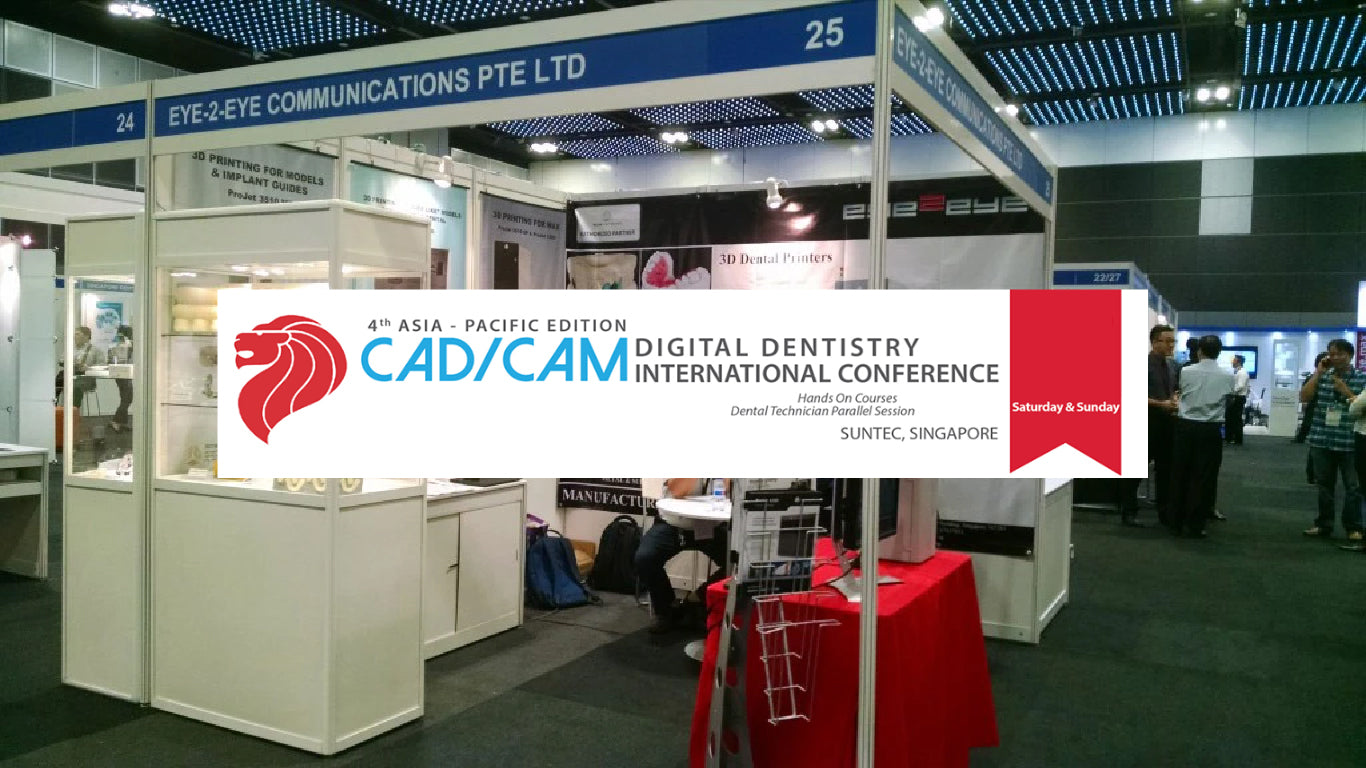 Structo Exhibits at CAD/CAM & Digital Dentistry Conference