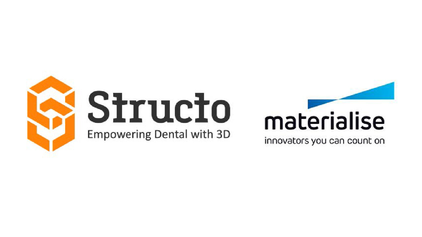 Structo & Materialise Announce PrintWorks Pro, A Collaboration to Simplify 3D Print File Preparation for Digital Dentistry