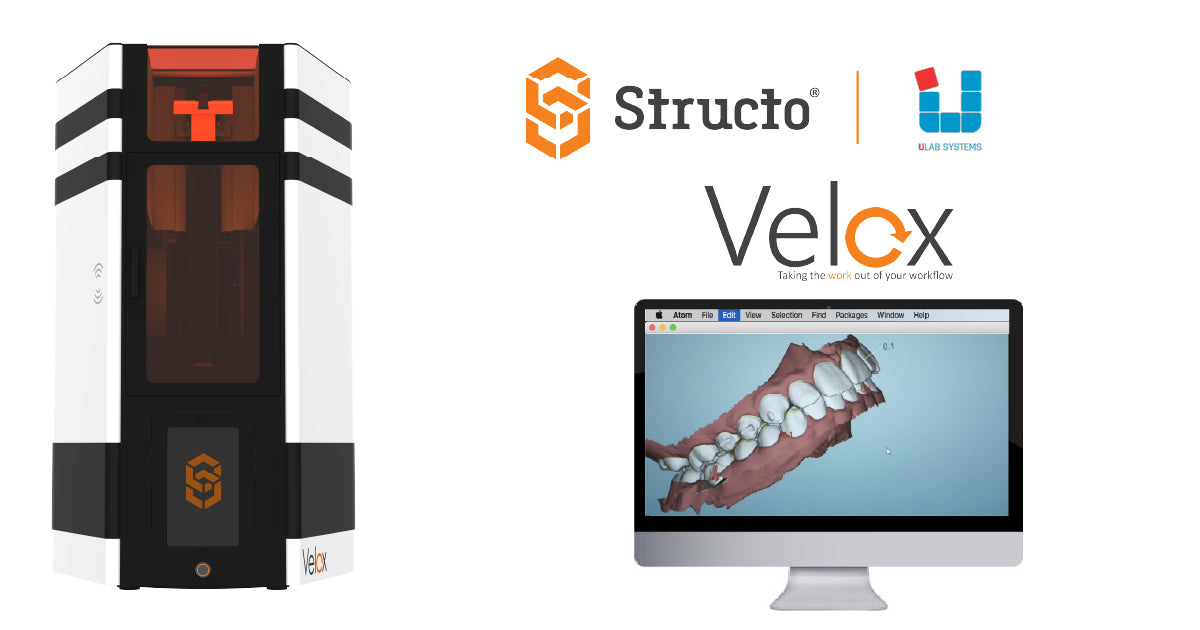 Structo announces integration with uLab Systems, bringing AI-powered clear aligner treatment planning to the Velox ecosystem.