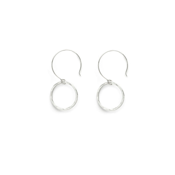 Ls Circle Earring