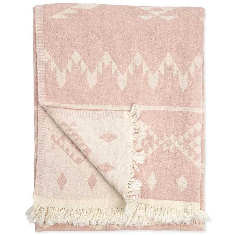 Pokoloko Turkish Towel - Atlas Pastel Pink