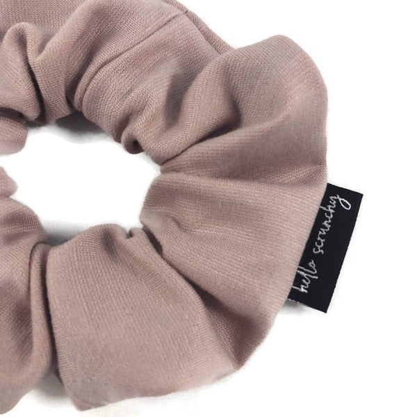 Dusty Pink Scrunchy