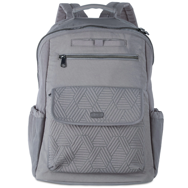 Lug Tumbler Backpack - Pearl