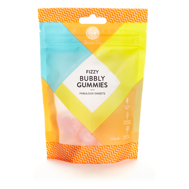 SugarSin Fizzy Bubbly Gummies