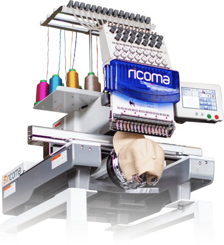 Ricoma RCM-1501 Commercial Embroidery Machine