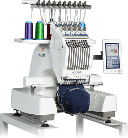 Ricoma EM-1010 Commercial Embroidery Machine