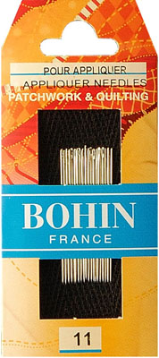 Bohin Applique Hand Sewing Needles Needles