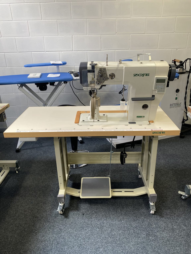 Zoje Automatic Post Bed Sewing Machine