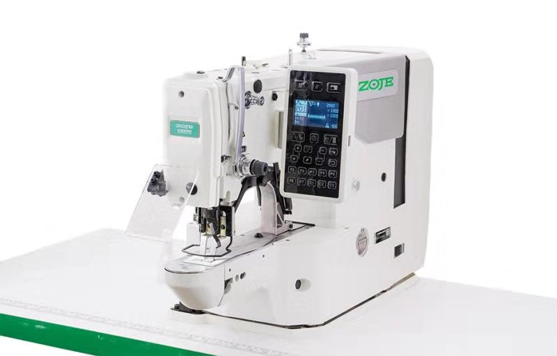 Zoje Electronic Bartack Sewing Machine