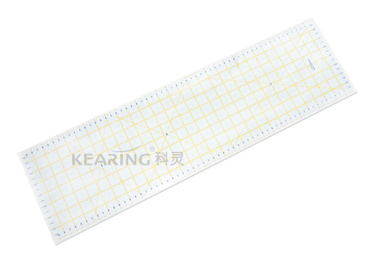 Acrylic Quilting Ruler Metric - 60 x 16cm
