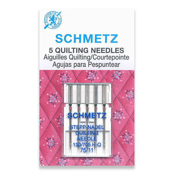 Schmetz Quilting Sewing Needles