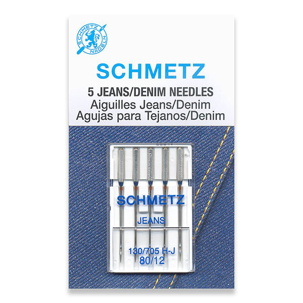 Schmetz Jeans Sewing Needles