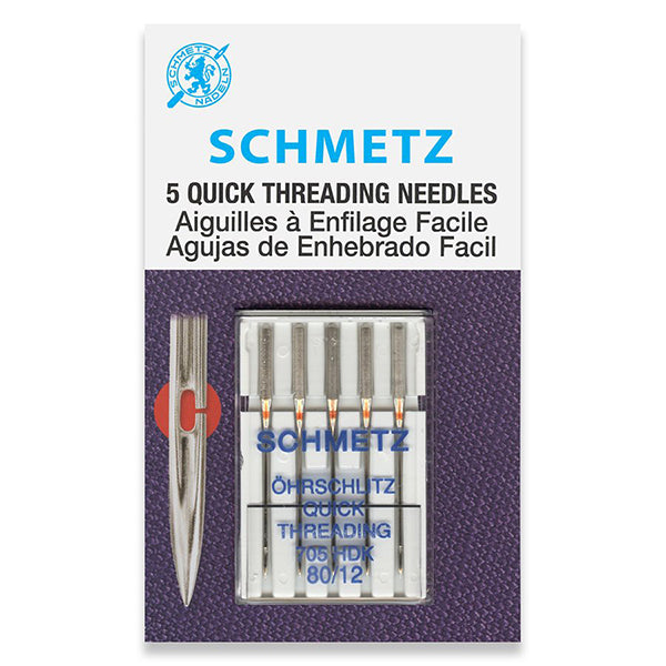 Schmetz Quick threading Sewing Needles