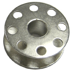 Steel Plain sewer bobbins with holes