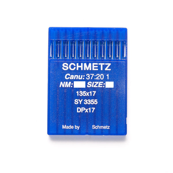 Schmetz Walking Foot Sewing Machine Needles. 135x17 DPx17