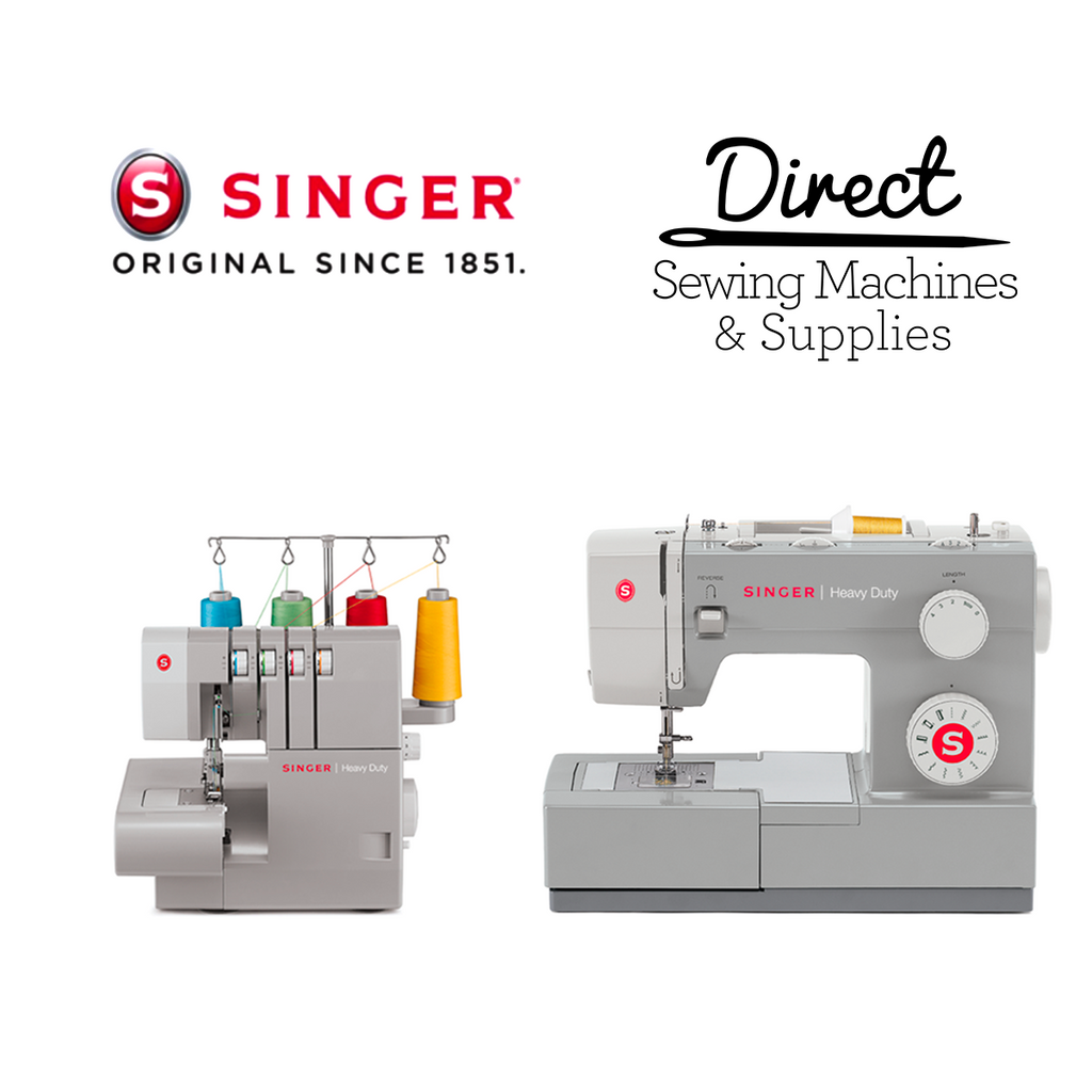 Singer Heavy Duty Package 4411 & 14HD854