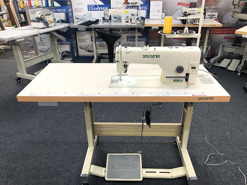 Zoje Industrial Plain Sewing Machine