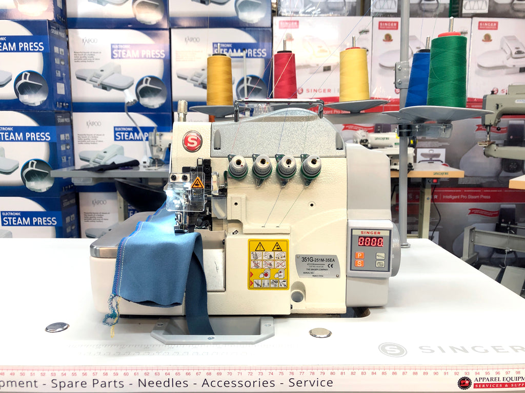 Singer Direct Drive 5 Thread Overlocker