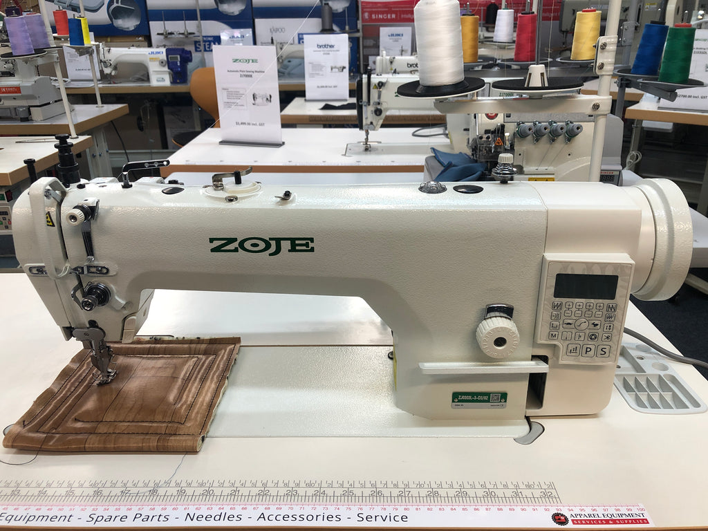 Zoje Automatic Direct Drive Walking Foot Machine