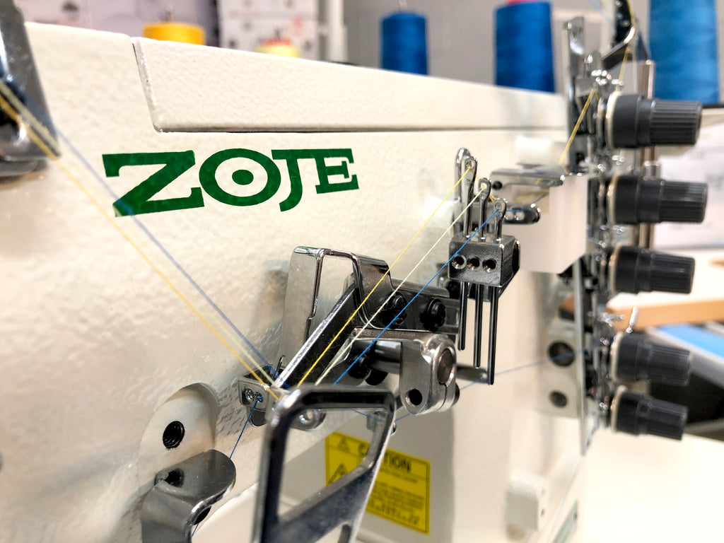 ZOJE Industrial Coverseamer