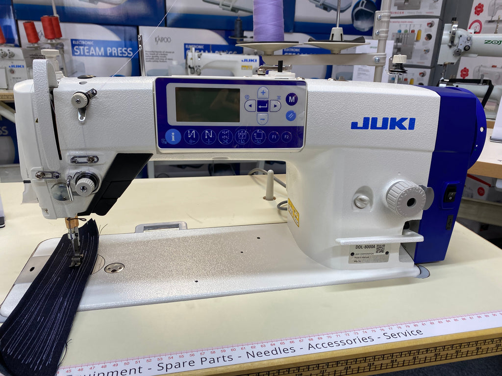 Juki Fully Automatic Plain Sewing Machine DDL-8000A