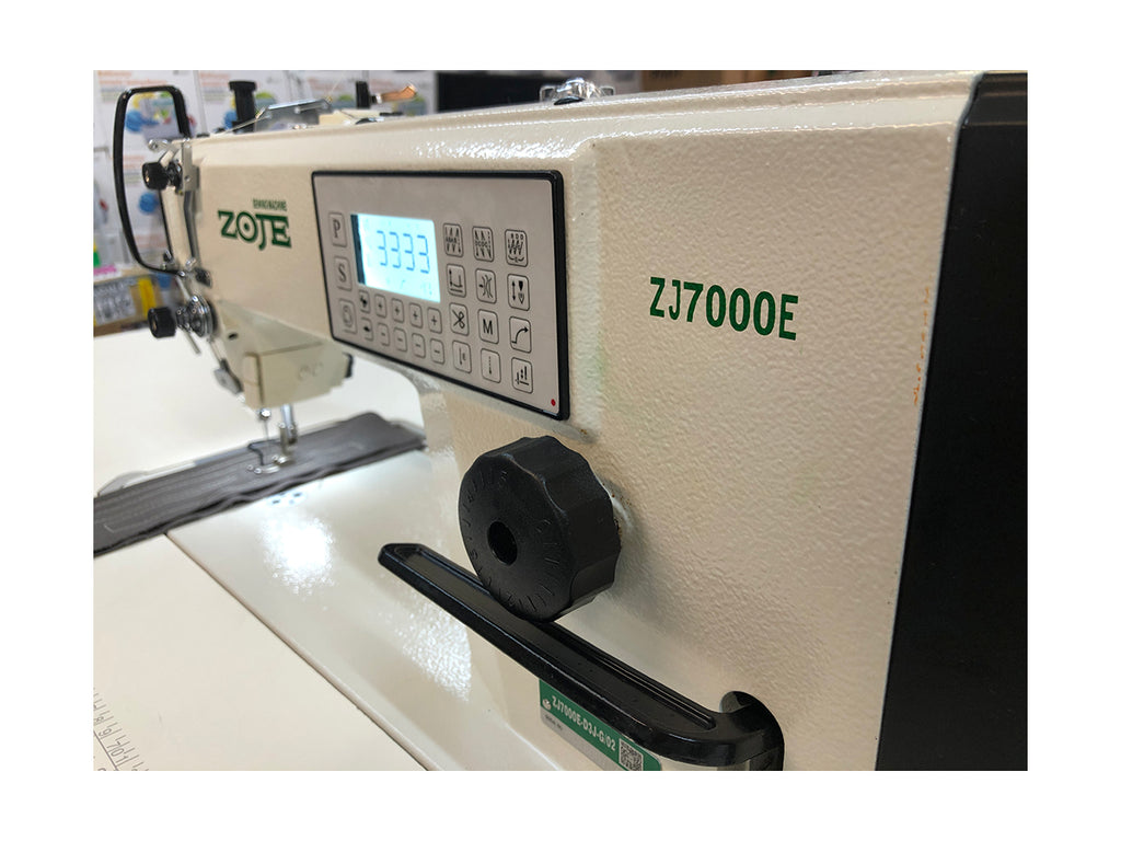 Zoje Automatic Direct Drive Plain Sewing Machine